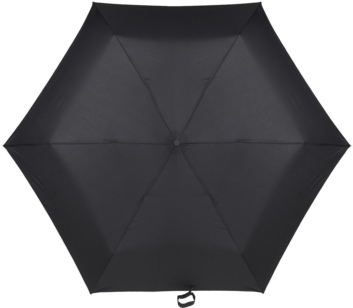 Зонт женский Fulton, автомат, 3 сложения, цвет: черный. L710-01L710-01Практичный женский зонт Fulton купол зонта изготовлен из полиэстера с водоотталкивающей пропиткой, стержень и спицы изготовлены из фибергласса и алюминия. Чехол изделия оформлен металлической фурнитурой с символикой бренда. Зонт оснащен автоматическим механизмом в три сложения. Закрытый купол застегивается хлястиком на липучку. Практичная рукоятка закругленной формы разработана с учетом требований эргономики и выполнена из пластика. Изделие дополнено чехлом, который застегивается на липучку. Компактный и легкий зонт Fulton не только надежно защитит от дождя, но и станет стильным аксессуаром.