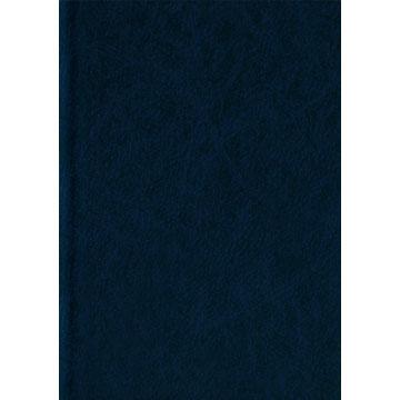 Канц-Эксмо Ежедневник недатированный 152 листа цвет синий
