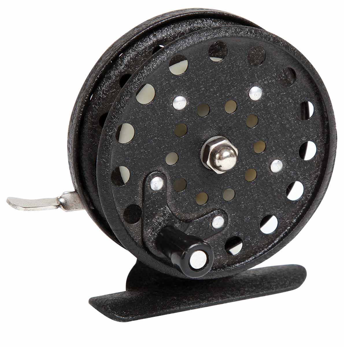 Катушка проводочная Salmo Ice, диаметр 65 ммM1020Проводочная катушка Salmo Ice выполнена из высококачественного металла, что обеспечивает ей долгий срок эксплуатации. Предназначена для ловли на поплавочную удочку и нахлыста. Изделие оснащено клавишным тормозом. Диаметр катушки: 65 мм. Вес катушки: 90 г.