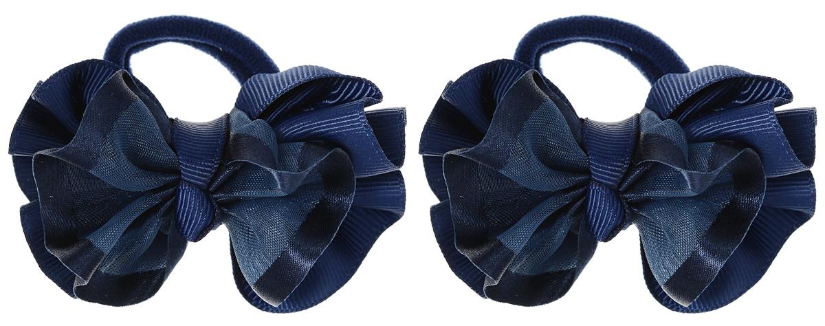Резинка для волос Baby's Joy, цвет: синий, 2 шт. MN 137/2