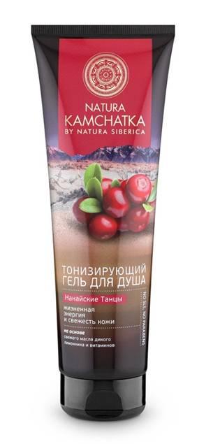 "Natura Siberica Kamchatka Гель для душа ""Нанайские танцы"", 250 мл 086-9-34851"