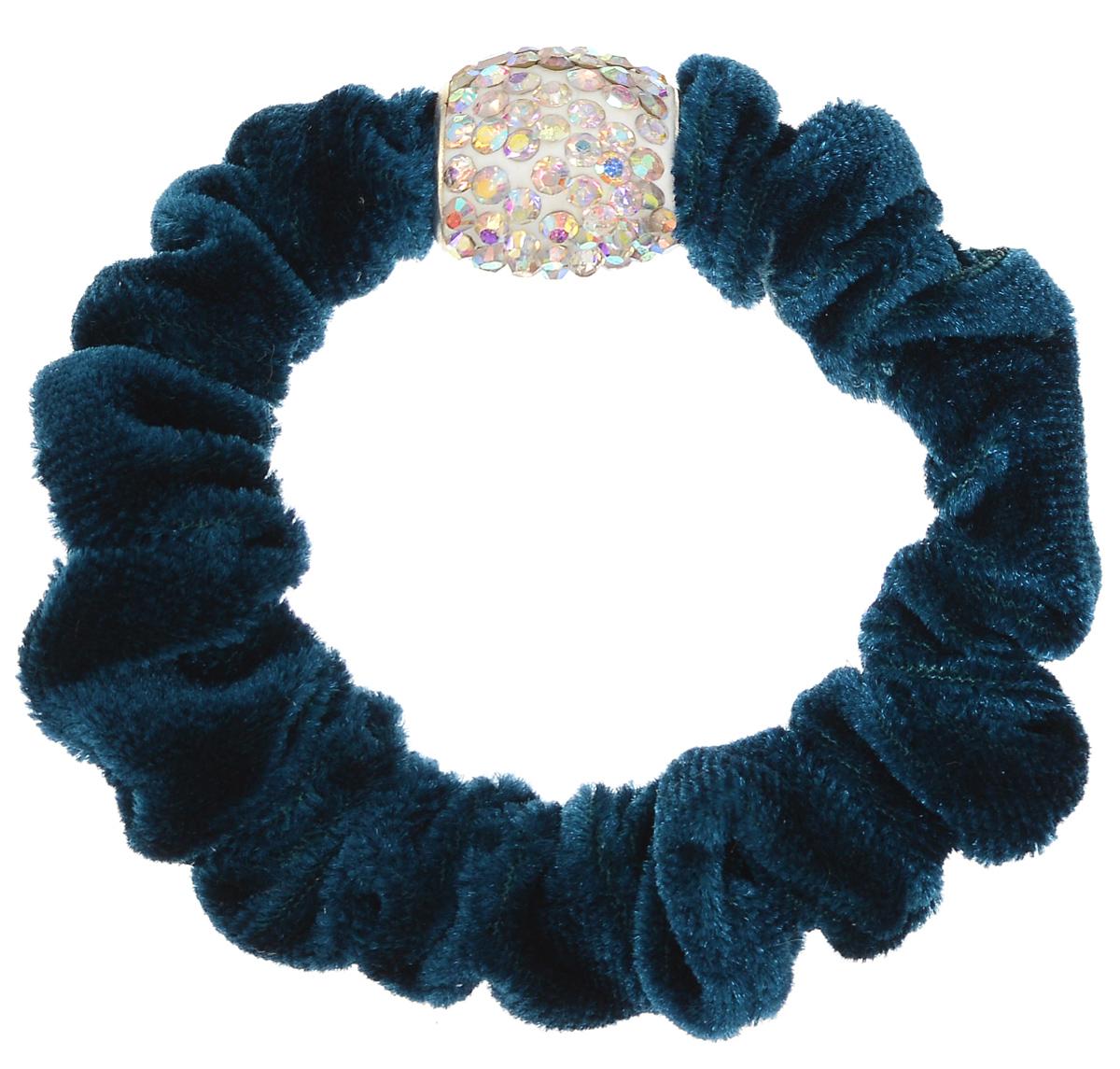 Baby's Joy Резинка для волос цвет синий VT 146