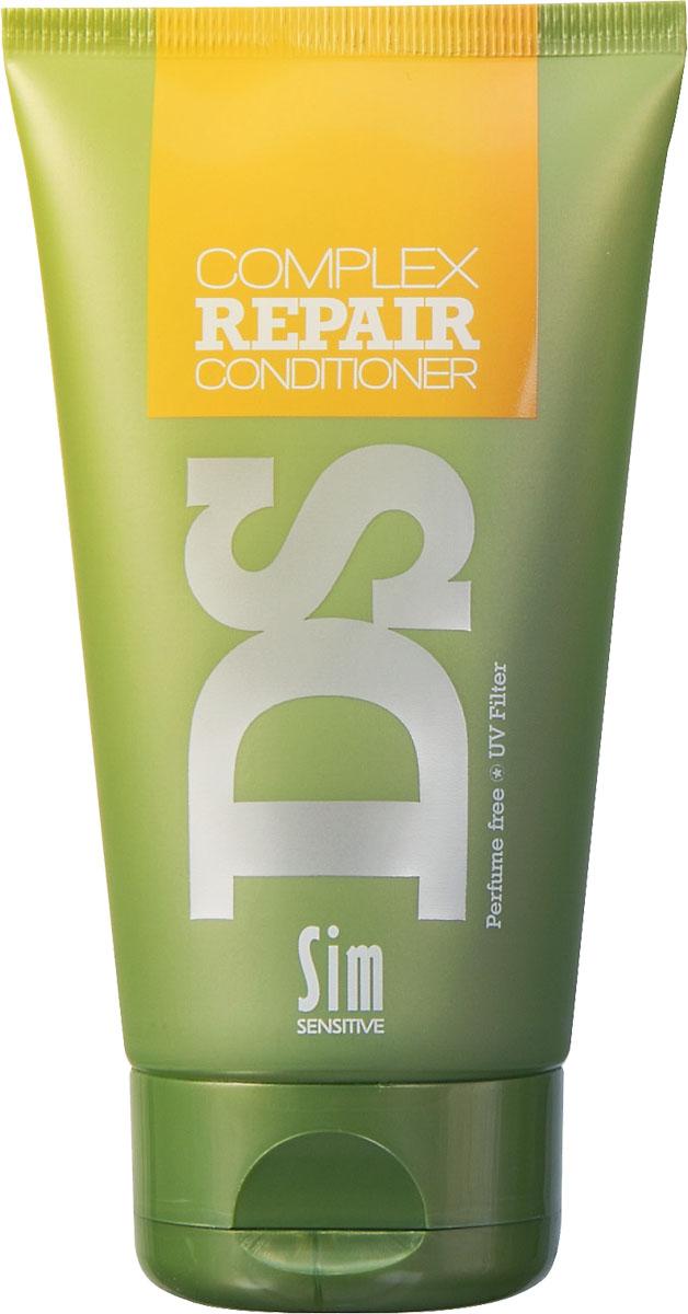 SIM SENSITIVE Бальзам для восстановления волос Repair 150 мл5185Бальзам Рипеир входит в состав Рипеир комплекса DS by Sim Sensitive. Основной задачей бальзама является увлажнение, смягчение и запечатывание волос, в результате чего волосы становятся шелковистыми и послушными.Состав:aqua, cetearyl alcohol, stearamidopropyl dimethylamine, isopropyl myristate, dipalmitoylethyl hydroxyethylmonium methosulfate, ppg-3 myristyl ether, argania spinosa kernel oil, laurdimonium hydroxypropyl hydrolyzed wheat protein, hydrolyzed vegetable protein pg-propyl silanetriol, ethylhexyl methoxycinnamate, ceteareth-20, phenoxyethanol, ethylhexylglycerin, citric acid