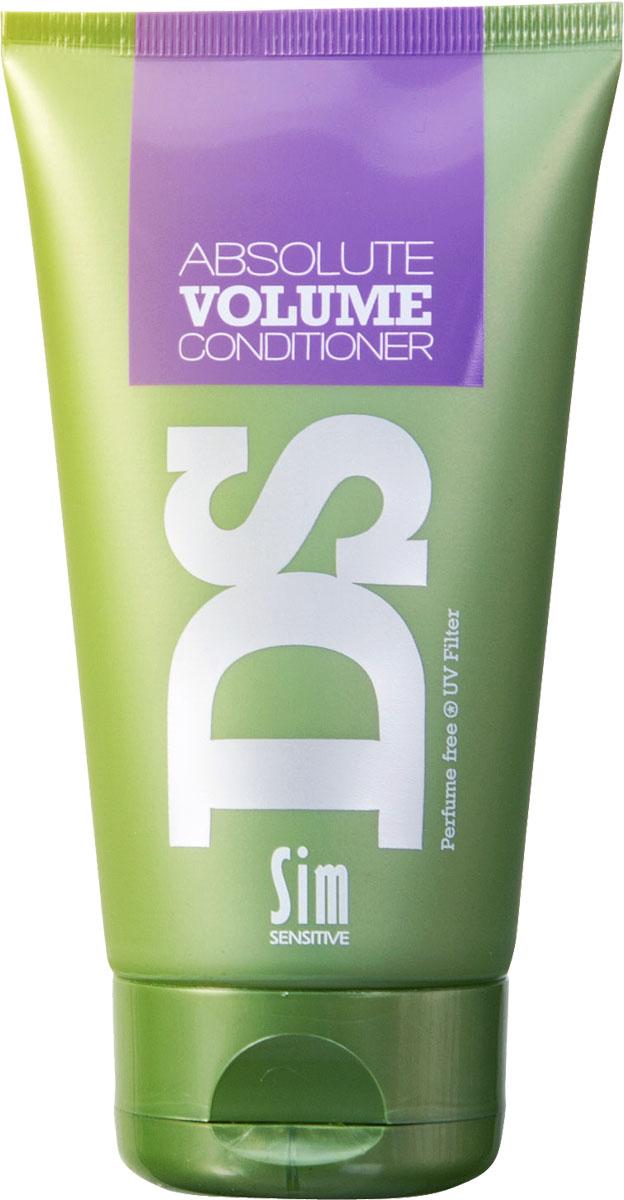 SIM SENSITIVE Бальзам для объема волос Absolute Volume 150 мл5189Бальзам Абсолют Волюм входит в состав комплекса Абсолют Волюм DS by Sim Sensitive. Основной задачей бальзама является увлажнение, смягчение и текстурирование волос. Кроме этого, бальзам придает волосам упругость и объем и пышность. Бальзам сделает волосы любого типа – тонкие, нормальные или комбинированные - более упругими. В целях достижения эффекта, в бальзам включены необходимые для этого ингредиенты: натуральный воск и глицерин. Также бальзам снабжен УФ-фильтром, защищающим волосы от ультрафиолета. Бальзам не содержит сульфаты, парабены и ароматизаторы. Состав:aqua, cetyl alcohol, cetearyl alcohol, ppg-3 myrstyl ether, quaternium-87, glycerin, polyquaternium-67, behentrimonium chloride, dipalmitoylethyl hydroxyethylmonium methosulfate, ceteareth-20, ethylhexyl methoxycinnamate, phenoxyethanol, ethylhexylglycerin