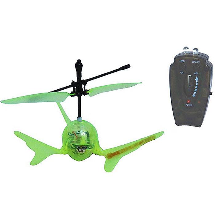 Властелин небес Игрушка на радиоуправлении Супер-светлячок цвет зеленый ( BH 1201_зеленый )