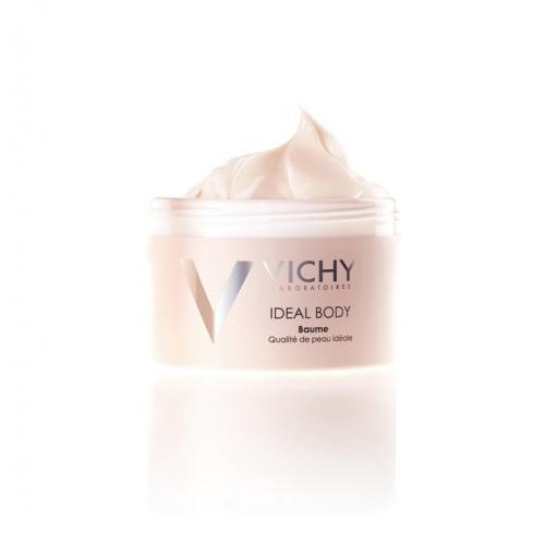 Vichy Ideal Body питательный бальзам для тела 200 мл (для сухой и очень сухой кожи) vichy спрей для детей capital ideal soleil spf50 200мл термальная вода 50 мл в подарок
