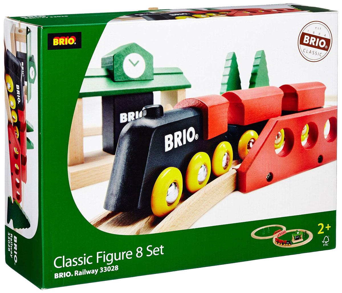 Brio Железная дорога с вокзалом33028Вашему ребенку обязательно понравится Железная дорога с вокзалом Brio. В набор входит вокзал, паровоз, 2 вагона, 3 дерева и элементы железнодорожного полотна. Благодаря магнитным сцепкам, вагоны легко соединяются между собой и паровозом. Железные дороги позволяют ребенку не только получать удовольствие от игры, но и развивать пространственное воображение, мелкую моторику и координацию движений. Набор совместим со всеми железными дорогами и паровозиками Brio.