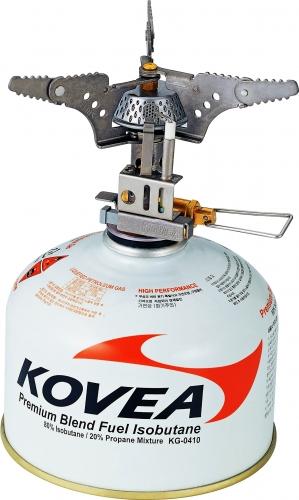 Горелка газовая Kovea Titanium Stove Camp-3 KB-0101