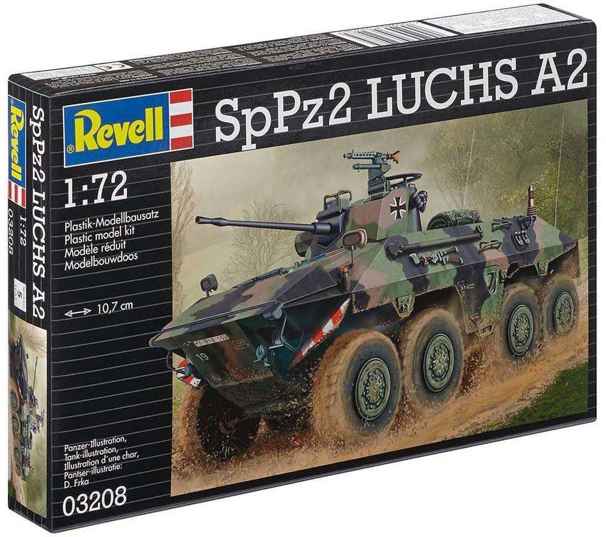 Revell ������� ������ ��������������� SpPz 2 Luchs A2