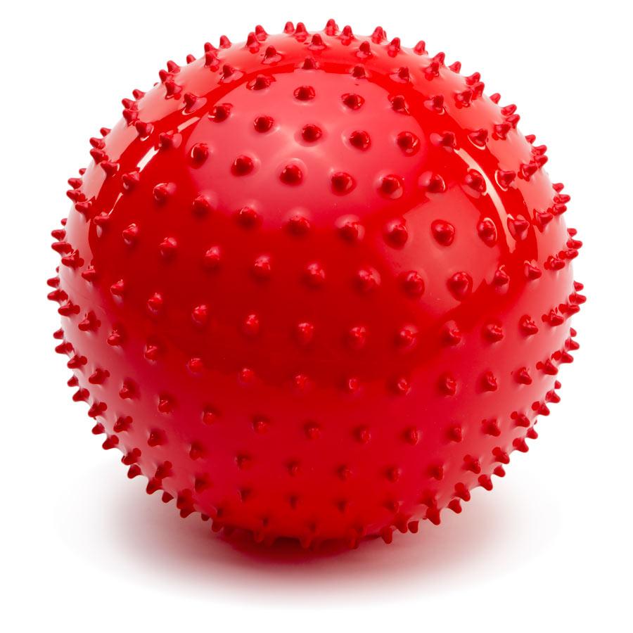 PicnMix Развивающая игрушка Мяч большой красный