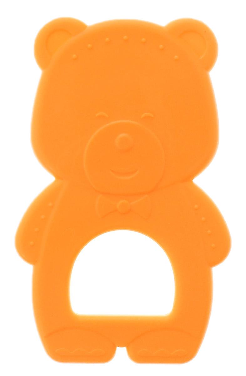 Dr.Bremer Прорезыватель МишкаBX-T019Прорезыватель Dr.Bremer Мишка создан специально для хорошего настроения вашего малыша и чтобы зубки росли без слез. Изготовлен из термостойкого материала, не выделяющего вредных веществ при стерилизации. Выполнен в виде милого медвежонка оранжевого цвета. Прорезыватель помогает: массировать десны, проникать в труднодоступные места ротовой полости, усиливать слюноотделение и предотвращает кариес. Можно мыть в посудомоечной машине и стерилизовать в СВЧ-печи.
