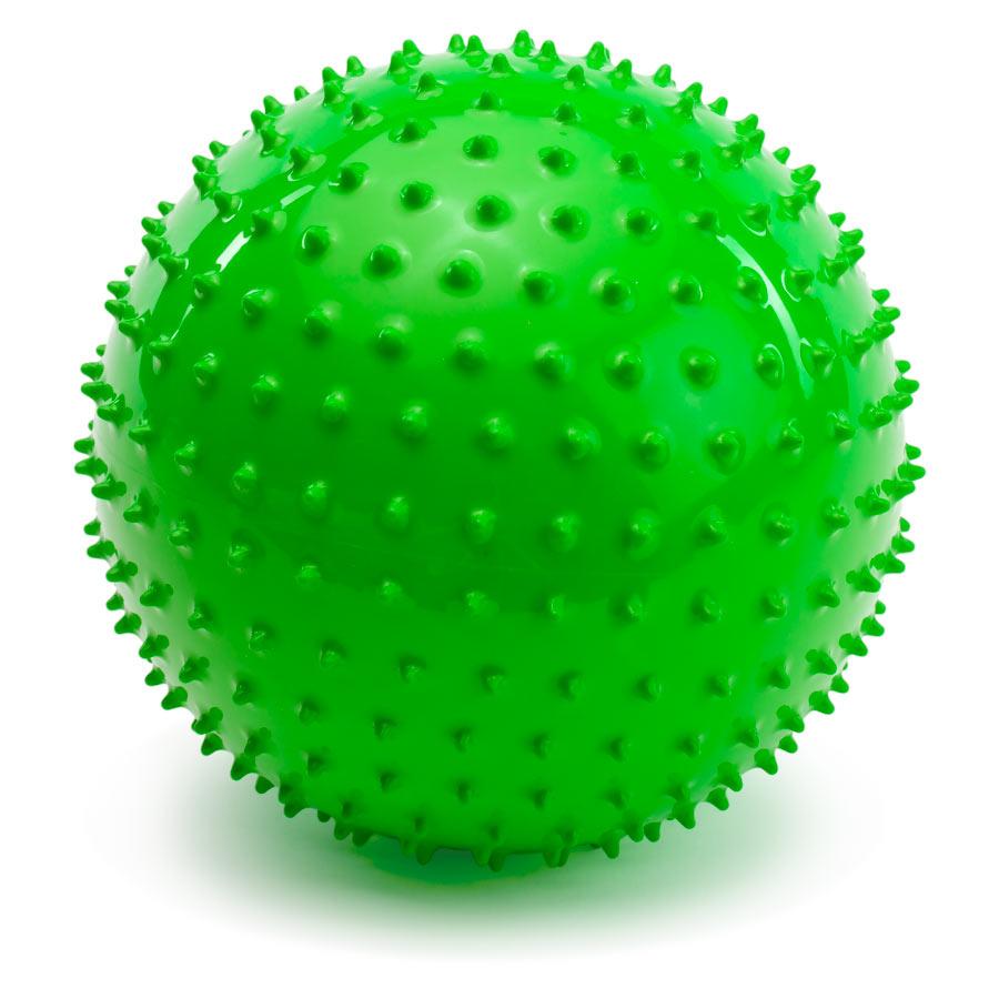 PicnMix Массажно-игровой мяч Геймбол 18 см цвет массажный зеленый113008Массажно-игровой мяч PicnMix Геймбол привлечет внимание вашего ребенка и станет его любимой игрушкой. Мяч снабжен ниппелем и подходит для игр в воде. Мяч способствует гармоничному развитию всей мускулатуры ребенка, тренировке реакции, координации, цветового и тактильного восприятия.