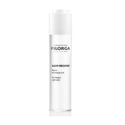 Filorga Ночной крем Sleep-Recover 50 мл.DCGP029Ночной крем Слип-Рекавер в течение ночи восстанавливает кожу и борется со следами усталости. При регулярном применении эффект более выражен: Кожа гладкая, упругая и отдохнувшая. основной компонент гаммы, стимулирует синтез волокон, повышает упругость, устраняет признаки усталости. Компонент, полученный из шелкового дерева в сочетании с индийским каштаном обладает противоотечным действием, уменьшает темные круги, мешки, признаки усталости. Молекула последнего поколения в сочетании с гиалуроновой кислотой, обладающей высоким молекулярным весом, восстанавливает дерму, устраняя морщины, вызванные усталостью и сокращением мышц. Результат выраженный омолаживающий эффект. Восстанавливает кожу в течении ночи. Повышает плотность и упругость, разглаживает морщины и увлажняет