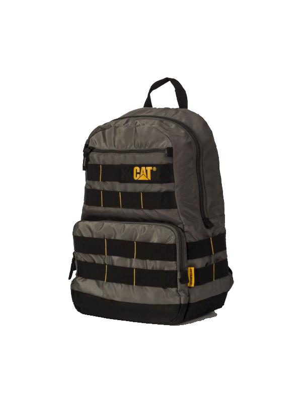Рюкзак Caterpillar Trabajo, цвет: серый, черный, 22 л