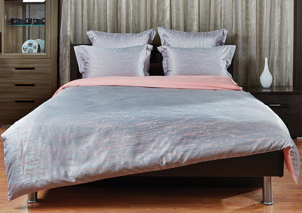Комплект белья Primavelle Сиэтл, 2-спальный, наволочки 70х70, цвет: серый, розовый. 175215704-tc25175215704-tc25Роскошный комплект постельного белья Primavelle Сиэтл выполнен из тенселя и украшен оригинальным рисунком. Комплект состоит из пододеяльника, простыни и двух наволочек. Доверьте заботу о качестве вашего сна высококачественному натуральному материалу. Тенсель - это современное экологически чистое натуральное волокно из целлюлозы эвкалипта. Эвкалипт обладает антибактериальными свойствами, отличается повышенной мягкостью и подходит даже для людей с чувствительной кожей. Комплект упакован в подарочную картонную коробку.
