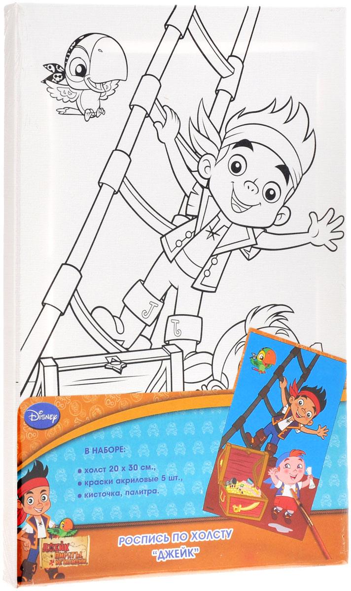 Disney Набор для росписи по холсту Джейк