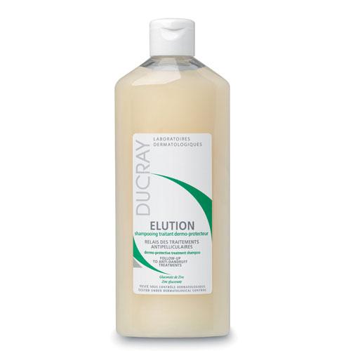 Ducray Шампунь Elution для чувствительной кожи головы частое пременение 300млC06566Успокаивает чувствительную кожу головы. Защищает от агрессивных внешних воздействий. Мягко очищает и успокаивает чувствительную кожу
