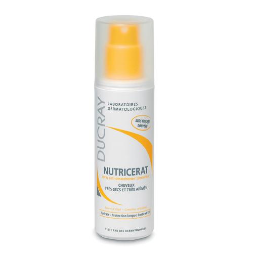 Ducray Защитный спрей Neoptide для сухих волос 75млC17500Мгновенно облегчает расчесывание, образуя на волосах защитную пленку. Защищает от агрессивных внешних воздействий: солнечные лучи, морская соль, хлорированная вода бассейна. Облегчает расчесывание и защищает волосы