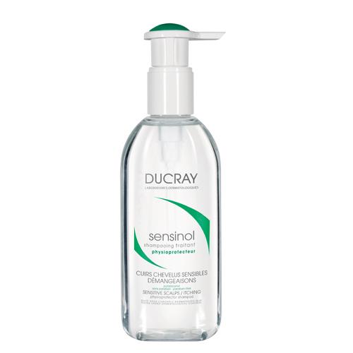 Ducray физиологический защитный шампунь Sensinol 200 мл