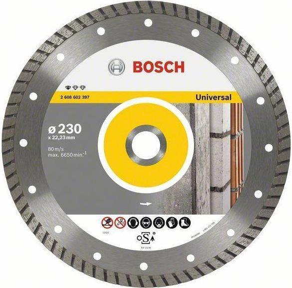 Bosch Turbo, 125 мм 26086023942608602394