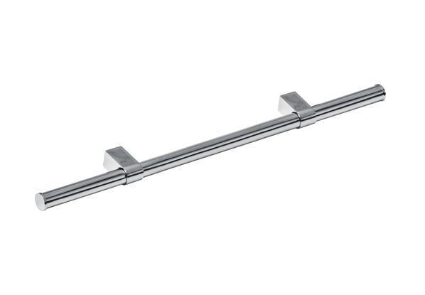 Рейлинг с комплектом для монтажа Nadoba Bozena 600 мм. 701128701128Монтируется на стену и позволяет размещать на нем посвесные полки, крючки, держатели и различные кухон-ные предметы. Размеры: 60 х 5, O1,6 см. В комплект входит: рейлинг; опоры для рейлинга, 2 шт; крепление для опор, 2 шт; шурупы, 2 шт; дюбели, 2 шт; заглушки, 2 шт; соединитель для 2-х рейлингов. Гарантия 5 лет.