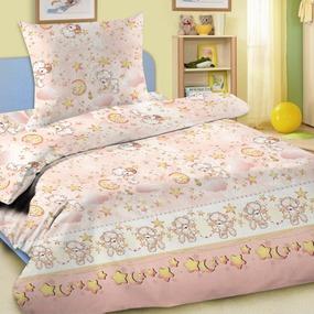 Letto Комплект в кроватку для новорожденных BG-16BG-16Комплект постельного белья для малышей. Веселые дизайны в хлопковом исполнении и с хорошими устойчивыми красителями и все это по очень доступной цене! Эта модель произведена из плотного хлопка, с использованием современных устойчивых и в то же время, гипоаллергенных красителей. Такое белье прослужит долго и выдержит много стирок. Размер: Пододеяльник ок. 140х110 см, простыня ок. 150х100 см, наволочка ок. 40х60 см. Рисунок на наволочке может отличаться от представленного на фото.