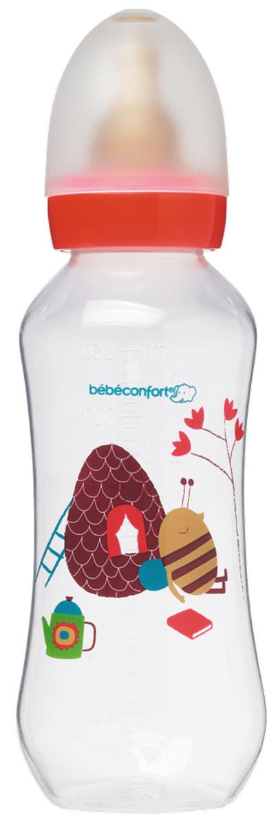 Bebe Confort Бутылочка пластик CLASSIC, 360 мл, л/с, 6-24 м, цв, S230000662Пластиковая бутылочка для кормления CLASSIC 360 мл. 6-24 мес. Цвет - мультиколор.