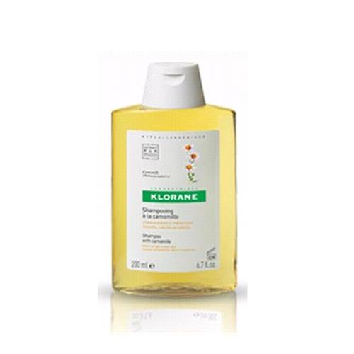 Klorane Шампунь Highlightsс Ромашкой для светлых волос, 200млC00748Не содержит химических красящих и обесцвечивающих веществ. Придает золотистый оттенок и сияние. Может использоваться ежедневно. Для всей семьи. Бережно очищает. Придает волосам блеск и сияние