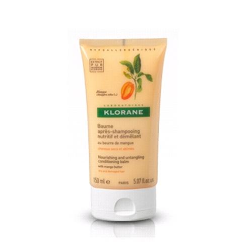 Klorane Бальзам Dry Hair с Манго питательный 150 млC05820Питает, защищает, увлажняет, восстанавливает волосы по всей длине. Уменьшает ломкость волос. Облегчает расчесывание. Питает, увлажняет и восстанавливает волосы