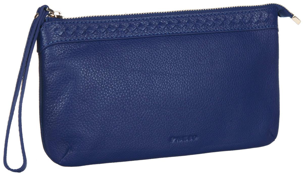 Косметичка женская Palio, цвет: синий. 13927A-895