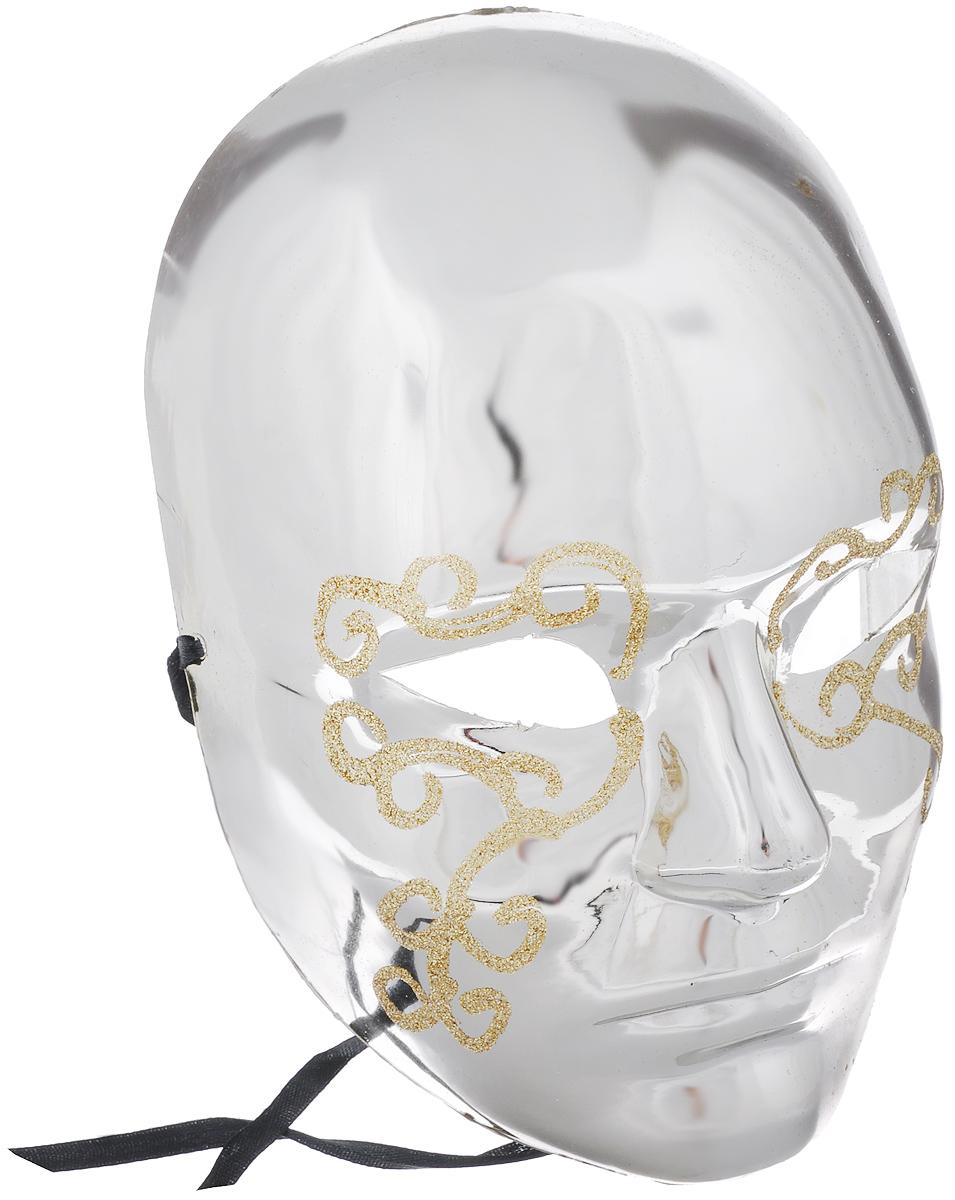 Маска карнавальная Lunten Ranta Фантомас, цвет: серебристый58898_1Маска Lunten Ranta Фантомас поможет создать вам яркий маскарадный образ и подарит веселое праздничное настроение. Изделие, изготовленное из пластика, украшено блестками. Такая маска станет завершающим штрихом в создании праздничного образа. Изделие крепится на голове при помощи текстильной ленты. В этой роскошной маске вы будете неотразимы!