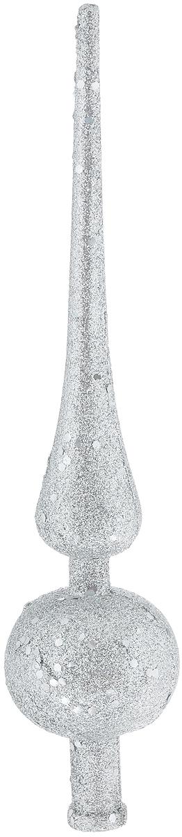 Верхушка на елку Euro House Стрела, цвет: серебристый, высота 27 смЕХ9244_серебрянныйВерхушка Euro House Стрела, выполненная из пластика, прекрасно подойдет для декора новогодней елки. Изделие, украшенное блестками, создаст особое настроение новогоднего торжества. Верхушка на елку - одно из главных новогодних украшений лесной красавицы. Она принесет в ваш дом ни с чем не сравнимое ощущение праздника!