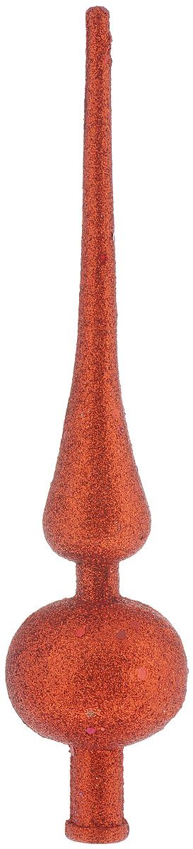 Верхушка на елку Euro House Стрела, цвет: красный, высота 27 смЕХ 9244Верхушка Euro House Стрела, выполненная из пластика, прекрасно подойдет для декора новогодней елки. Изделие, украшенное блестками, создаст особое настроение новогоднего торжества. Верхушка на елку - одно из главных новогодних украшений лесной красавицы. Она принесет в ваш дом ни с чем не сравнимое ощущение праздника!