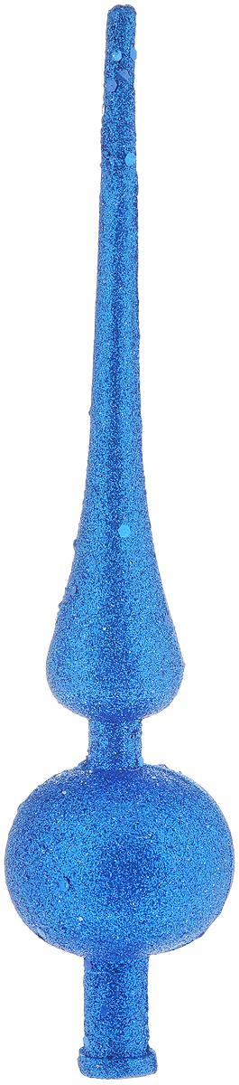 Верхушка на елку Euro House Стрела, цвет: синий, высота 27 смЕХ9244_синийВерхушка Euro House Стрела, выполненная из пластика, прекрасно подойдет для декора новогодней елки. Изделие, украшенное блестками, создаст особое настроение новогоднего торжества. Верхушка на елку - одно из главных новогодних украшений лесной красавицы. Она принесет в ваш дом ни с чем не сравнимое ощущение праздника!