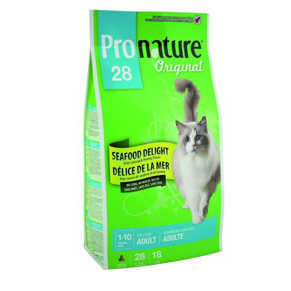 Pronature Original 28 Корм сухой для кошек