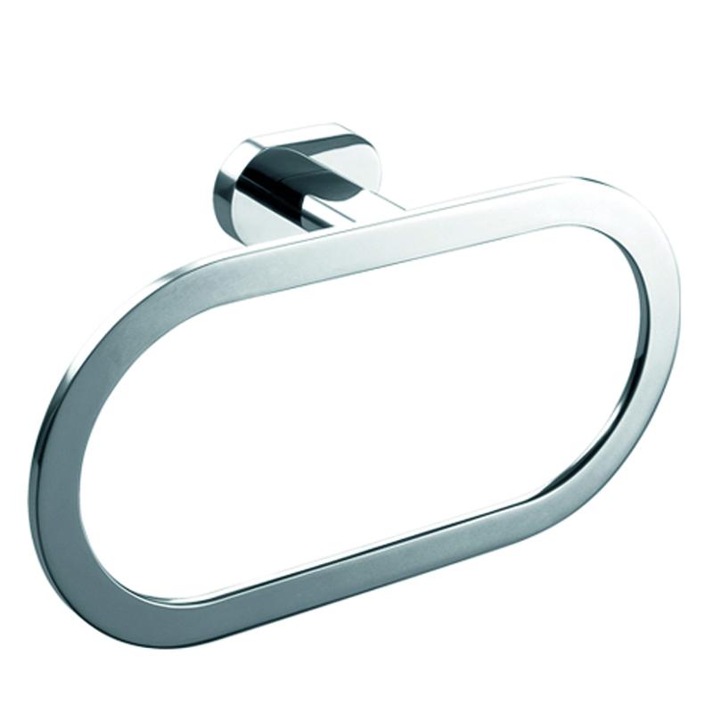 Полотенцедержатель Gro Welle MandarinMDR511Держатель Gro Welle Mandarin выполнен из высококачественной латуни и крепится при помощи специальных креплений (входят в комплект). Хромоникелевое покрытие Crystallight придает изделию яркий металлический блеск и эстетичный внешний вид. Имеет водоотталкивающие свойства, благодаря которым защищает изделие. Устойчив к кислотным и щелочным чистящим средствам.