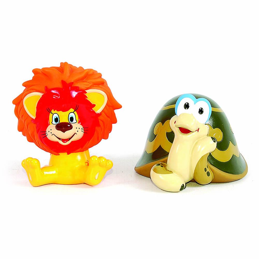 Пластизоль GT3378 Львенок и Черепаха, в пакетеGT3378Игрушки, изготовленные из высококачественных полимерных материалов, очень нравятся малышам. С ними любая игра станет намного веселее. «Союзмультфильм» предлагает широкий выбор таких игрушек. Например, с представленными фигурками Львенка и Черепахи ребенок сможет играть даже в ванной! Размер упаковки: 14*17*12 см, вес: 139 г.