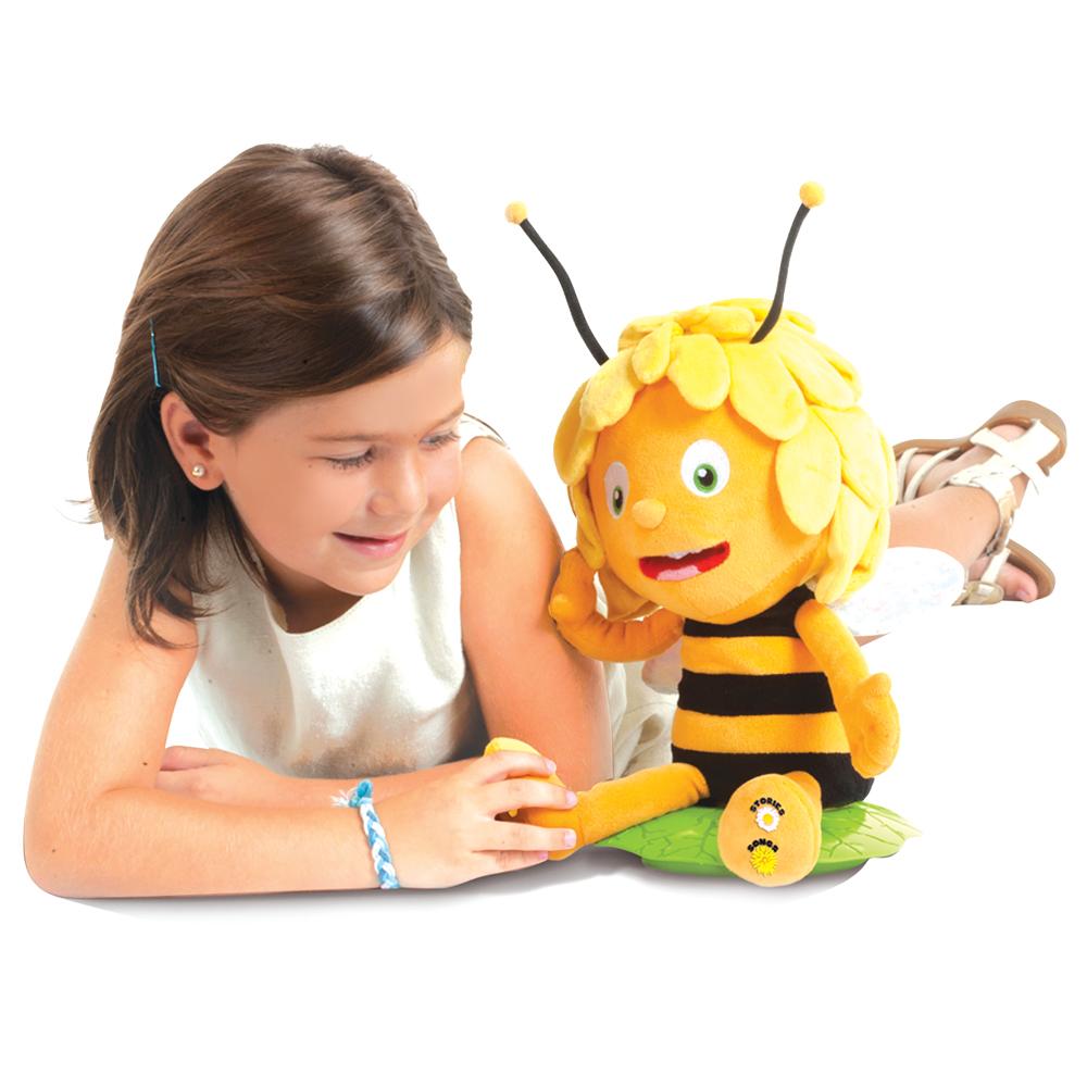 """Интерактивная игрушка IMC Toys """"Пчелка Майя"""" 1107018 (200005)"""