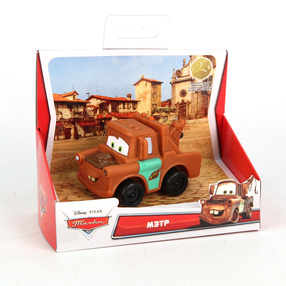 Пластизоль GT6251 Мэтр, в коробкеGT6251Машинка Мэтр из мультфильма Тачки - забавная и яркая копия из мультфильма, которой можно играть и в воде, и дома, и на улице.