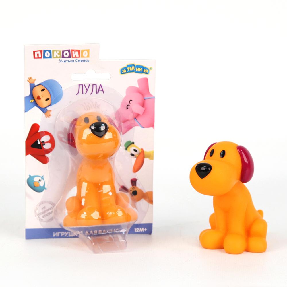 Пластизоль GT6567 Собака Лула, в блистере