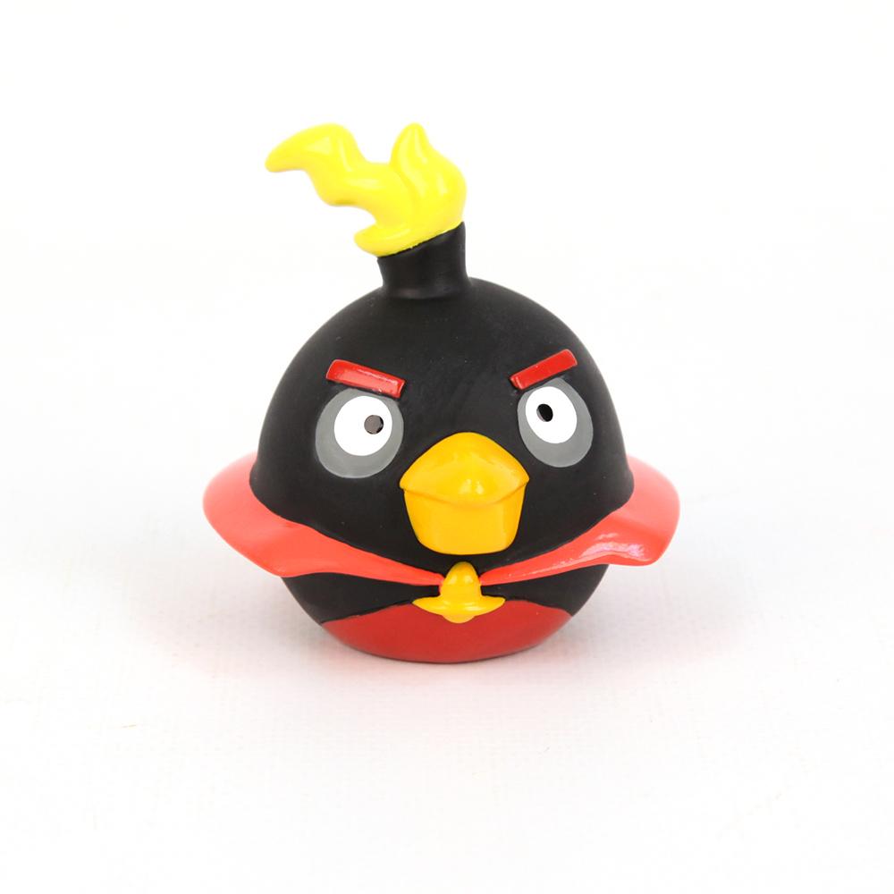 Пластизоль GT6587 Черная Птичка со светом, в блистереGT6587Чтобы сделать купание малыша во много раз интереснее, нужны специальные игрушка, из коллекции Angry Birds которая не боится воды. Изготовлена из высококачественного абсолютно безопасного для малышей материала, расписывалась вручную, что повлияло не только на внешние качественные показатели, но и говорит о том, с какой любовью и заботой изготавливалась эта игрушка специально для вашего ребенка! Поэтому играть с игрушками «Angry Birds» можно не только в ванной, но и в комнате. При нажатии игрушка начинает светиться.