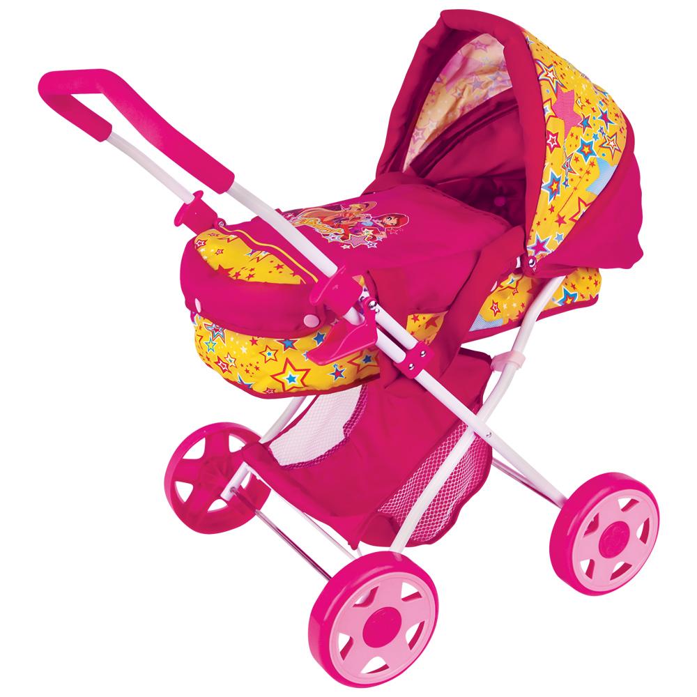 Коляска GT8241 Люлька, с корзиной, в коробкеGT8241Все дети в детстве копируют родителей, поэтому им нужна красивая и удобная прогулочная коляска. Эта модель розового цвета привлечёт внимание всех маленьких принцесс. Коляска изготовлена из металла. Также она легко трансформируется в люльку с удобными ручками. В представленном комплекте есть ещё текстильный поддон и сумка.