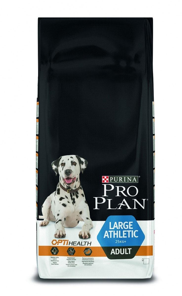PRO PLAN Adult Large Athletic сухой 14 кг для собак Крупных пород Курица12272437