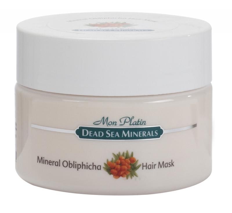 Mon Platin DSM Маска для волос на основе облепихового масла 250 мл