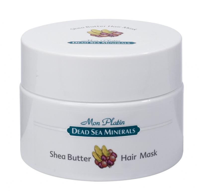 Mon Platin DSM Маска для волос на основе масла ШИ 250 млDSM176Маска для смягчения волос и поддержания баланса влажности. В составе маски – масло Ши, способствующее смягчению, регуляции питания волос и кожи головы. Содержит высококонцентрированные минеральные компоненты Мертвого моря.