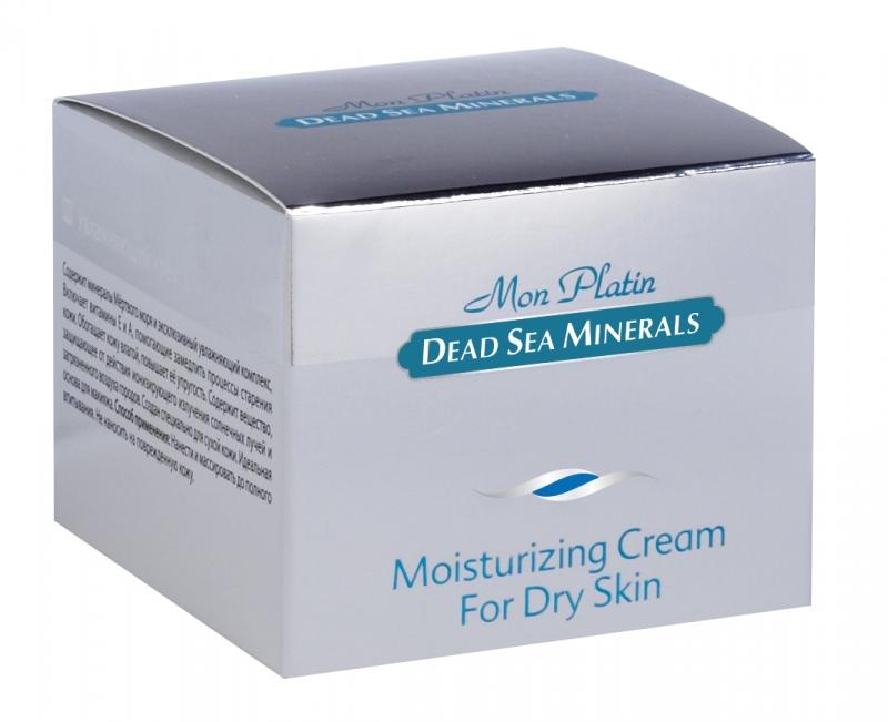 Mon Platin DSM Увлажняющий крем для сухой кожи 50 мл