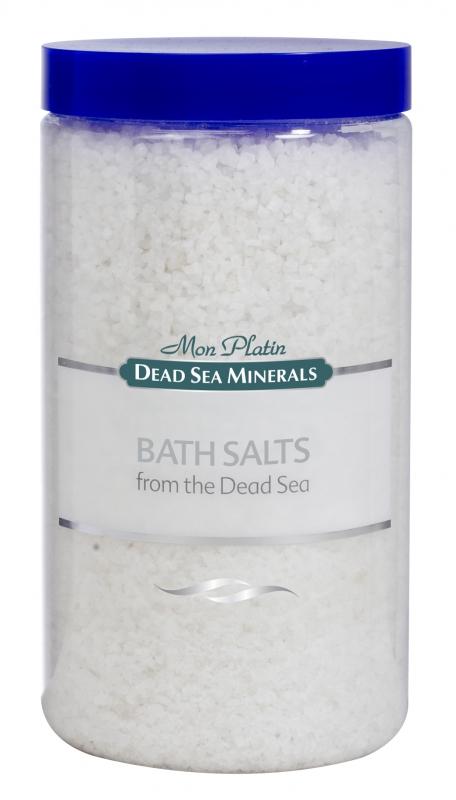 Mon Platin DSM Натуральная Соль Мёртвого моря белая 1000 г.DSM54Натуральная соль Мёртвого моря смягчает, увлажняет, тонизирует и питает кожу, насыщая ее микроэлементами и минеральными солями, снимает усталость и стресс, а также замедляет процессы старения. Обладает регенерирующим эффектом. Натуральная соль Мёртвого моря содержит большое количество минералов, положительно воздействующих на человека. Способствует заживлению ран и лечению болезней кожи, расслабляет напряжение мышц.
