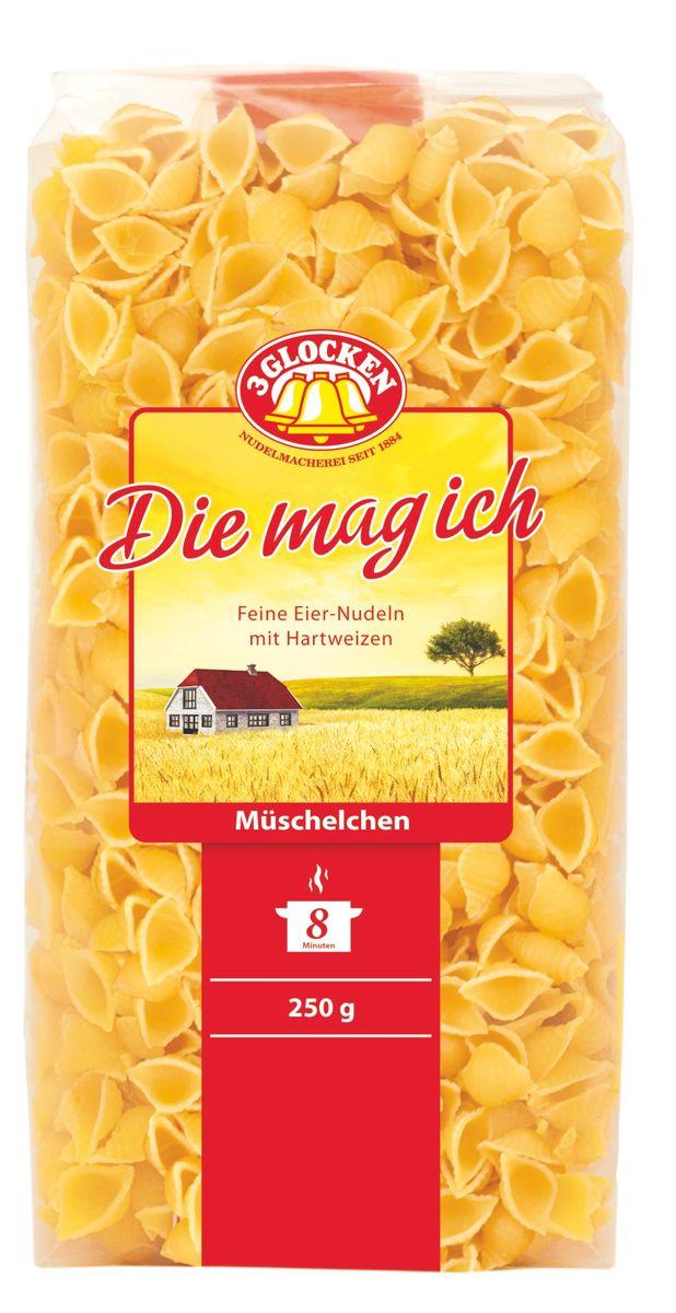 3 Glocken Muschelchen мелкие ракушки, 250 г
