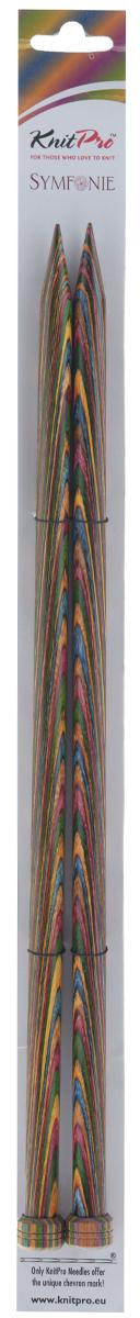 Спицы KnitPro Symfonie, деревянные, прямые, диаметр 9 мм, длина 35 см, 2 шт20225Спицы для вязания KnitPro Symfonie изготовлены из дерева. Идеальная форма способствует созданию непревзойденных шедевров из пряжи. Зауженные кончики спиц, гладкое скольжение по поверхности гарантируют легкость вязания, без всякой усталости. Полированная деревянная поверхность отлично взаимодействует с каждым типом пряжи, не замедляя вяжущий ритм. Прочные небольшие заглушки на кончиках спиц крепко удержат стежки. Работа, сделанная своими руками, долго будет радовать вас и ваших близких. Комплектация: 2 шт.