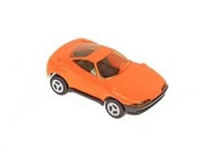 Полесье Машинка Мустанг цвет оранжевый ( 841_оранжевый )